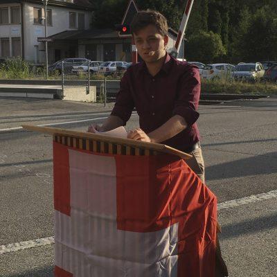 Festrede zur Bundesfeier in Läufelfingen (August 2019)